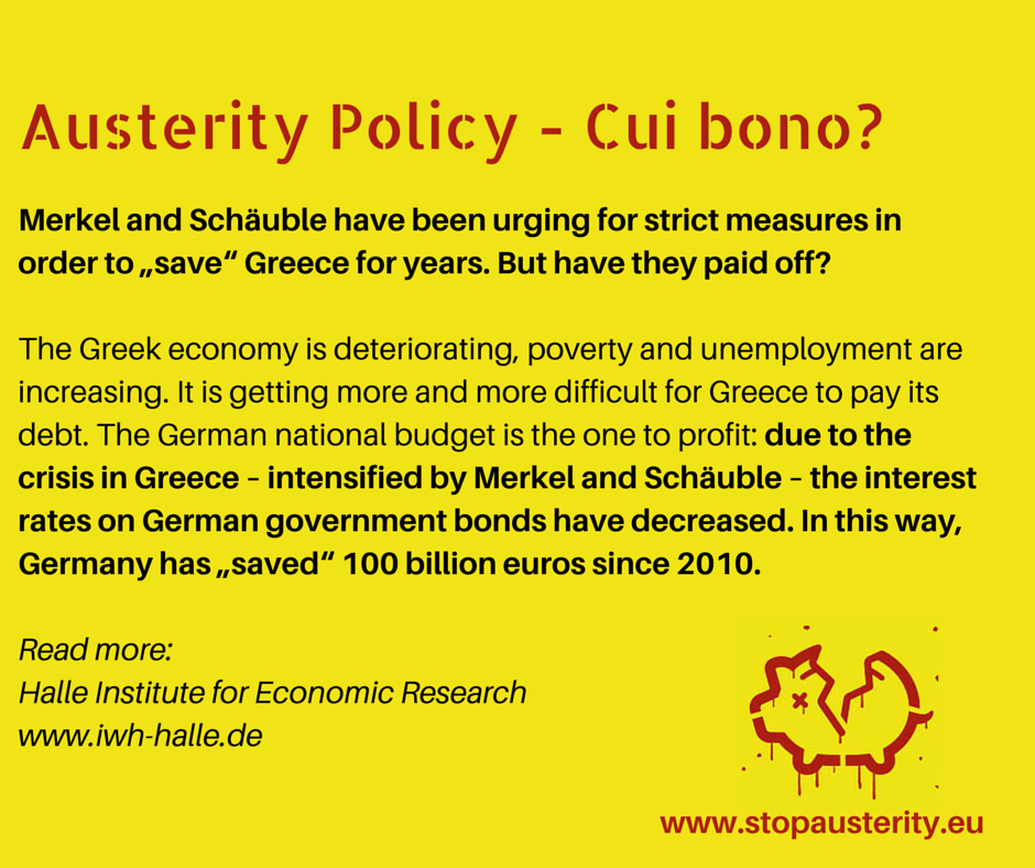 Austerity Policy_Cui bono